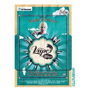 Carte Vape Wave - Le Film