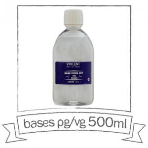 BASE PG/VG VDLV - 500ml